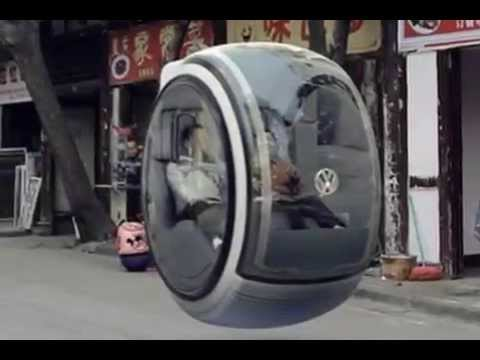 Vw prototype hover car