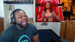 The Voice EMINEM TOP 7 Covers Blind Audition The Voice Stars | Reaction