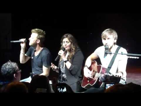 lady-antebellum---when-you-got-a-good-thing