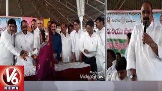 Home Minister Nayani Narsimha Reddy Distributes Kalyana Laxmi, Shad...