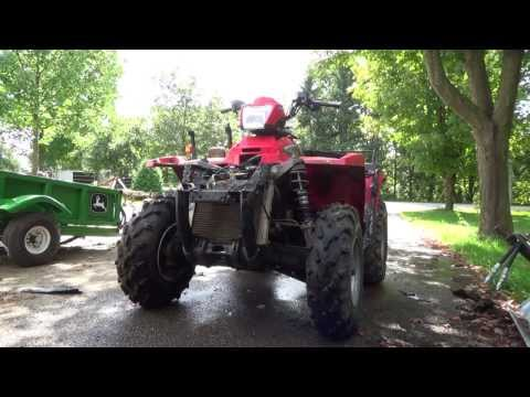 Polaris Sportsman 700cc issues and problems and solutions