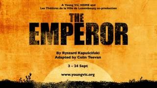 The Emperor | Behind the scenes with Kathryn Hunter and Temesgen Zeleke