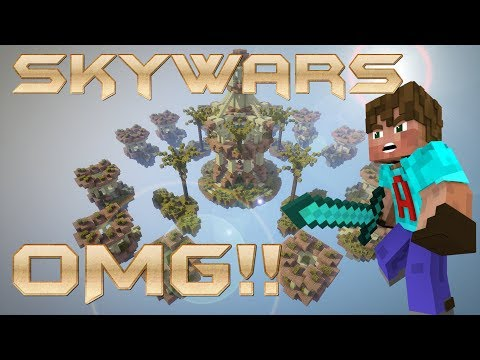 Minecraft Skywars Fails: How To Play Skywars On Hypixel - Or Not | Minecraft Minigame Mastery