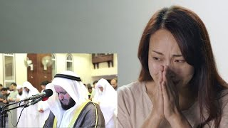 Non Muslims Reacting To EMOTIONAL QURAN Recitation Social Experiment