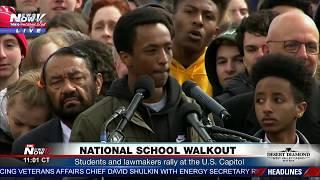 FNN: Student walkouts, President Trump touts tax cuts