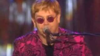 Billy Joel & Elton John - Goodbye Yellow Brick Road (Live)