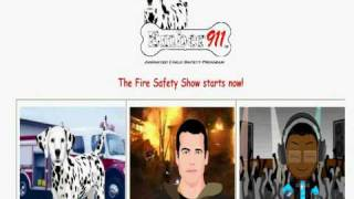 Ember911.com - Fire Prevention Safety Show - Animated Child Safety Program
