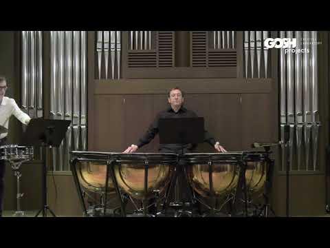 Дмитрий Лукьянов. Маленькая сюита в 4-х частях «Ритмические диалоги»