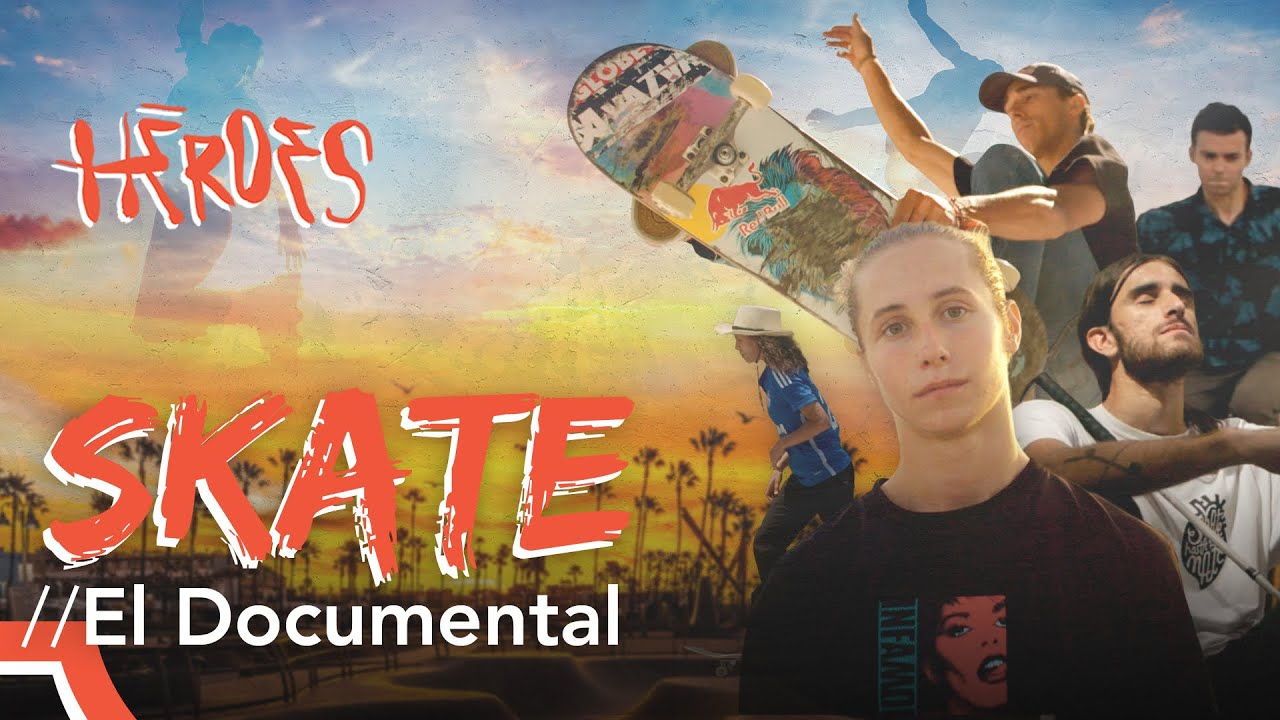 Héroes, el documental sobre SKATE