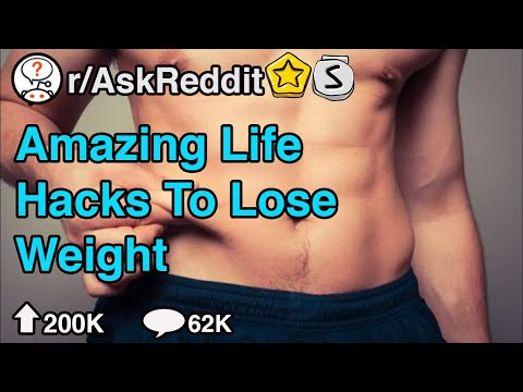 How To Lose Weight Fast And Quickly...(r/AskReddit)