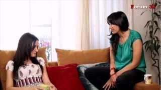 Iss Pyaar Ko Kya Naam Doon - Sanaya Irani Interview Teaser | Screen Journal