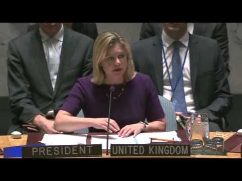 United Nations Responds to Terrorism