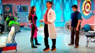 Могучие медики - Сезон 1 Серия 6 - Злобный Гус | Сериал Disney