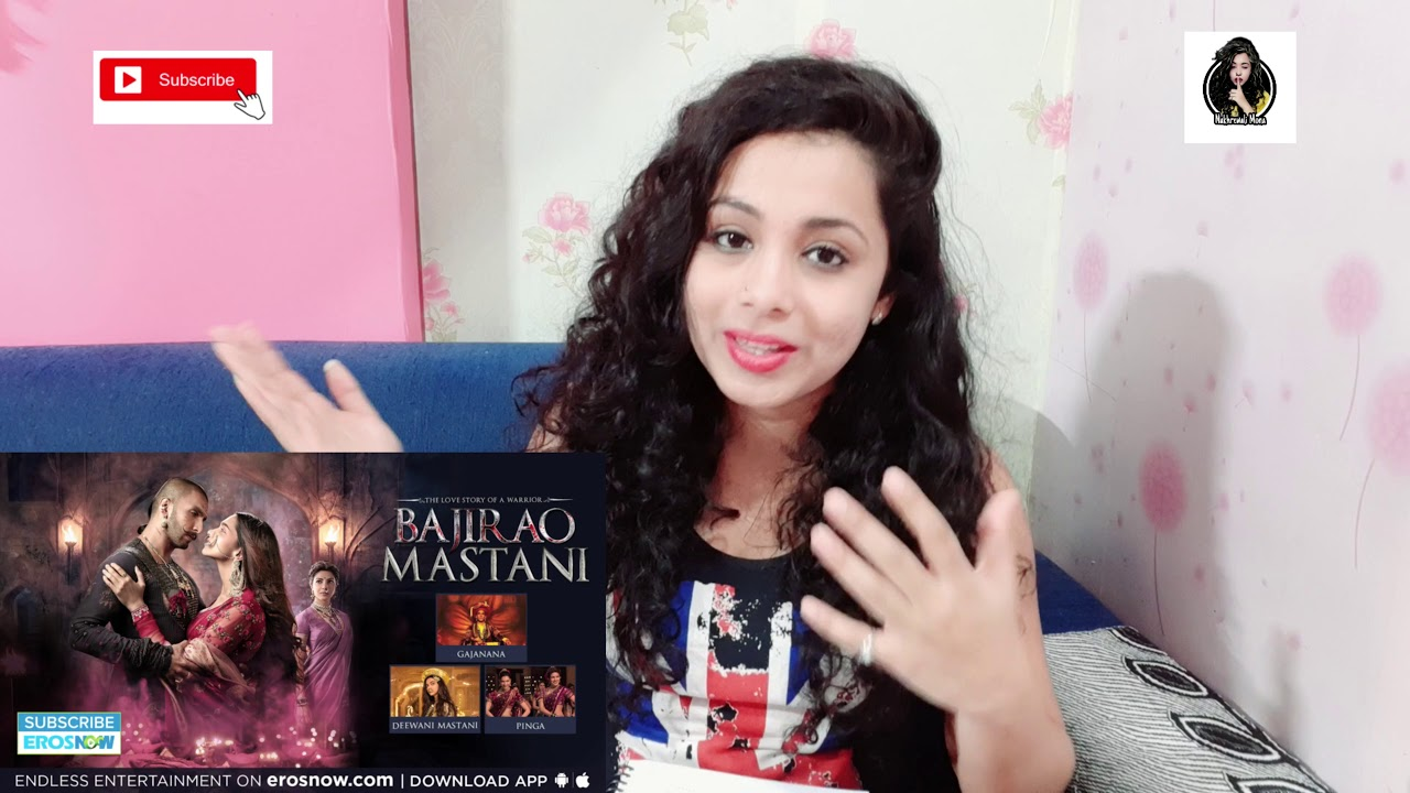 Download Bajirao Mastani Official Trailer | Reaction | Ranveer Singh | Priyanka Chopra | Deepika Padukone
