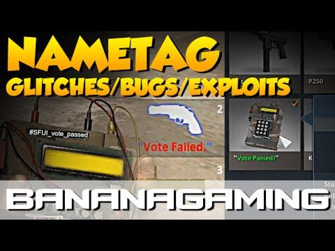 CS:GO - NameTag Exploits