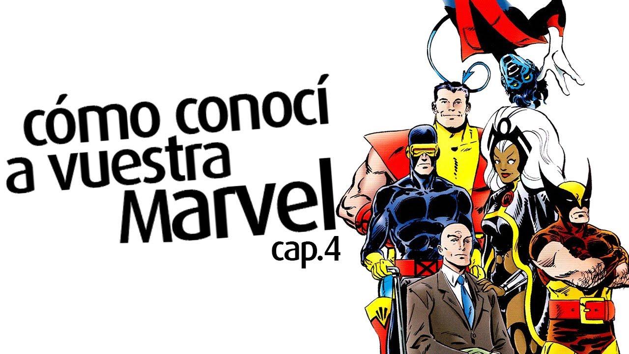 La HISTORIA de MARVEL 4   Los 80's ¡La mejor etapa de los cómics! #CómoConocíAVuestraMarvel