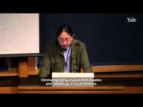 Secretary René Ramírez Gallegos Keynote Address