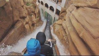 Chiapas Die Wildwasserbahn (Onride) Video [Neu 2014] Phantasialand Brühl 2014