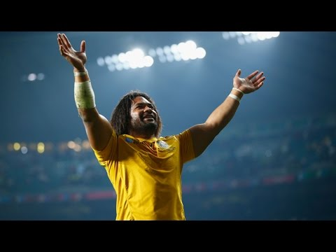 England v Australia - Match Highlights - Rugby World Cup 2015
