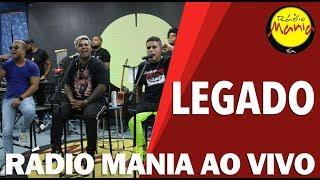 Radio Mania - Legado - Sincera Comigo / Eu Te Uso e Sumo