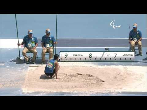 Athletics | Men's Long Jump | Rio 2016 Paralympic Games