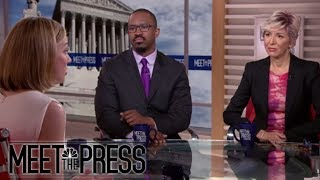 Panel: Is President Donald Trump Tough Enough On Russia? (Full) | Meet The Press | NBC News