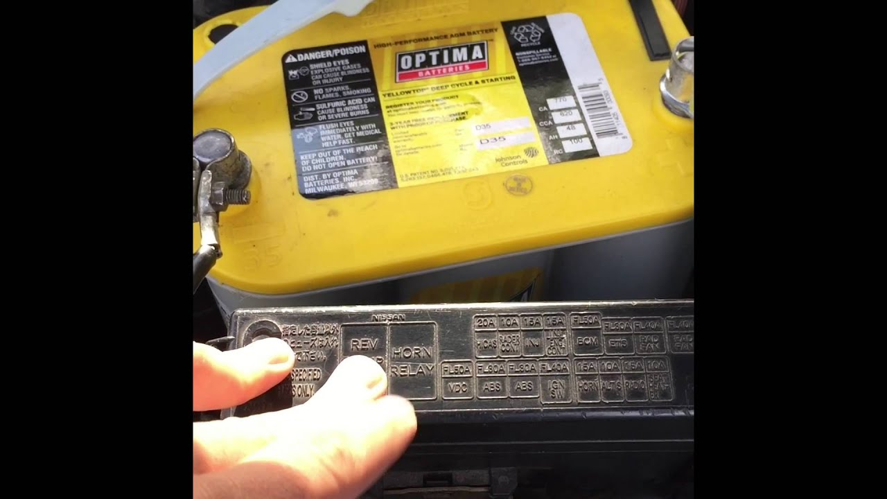 Maxresdefault on 2003 Infiniti G35 Fuse Box Location