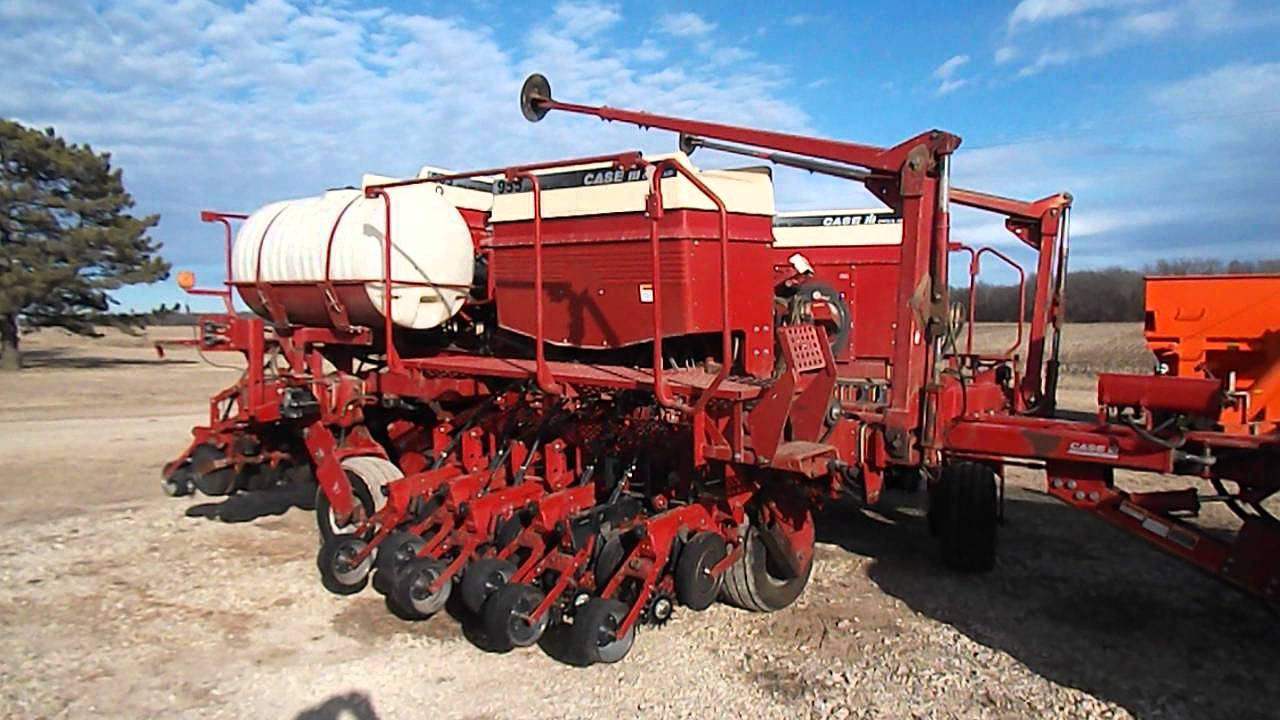 1997 Case Ih 955 12 23 Row Planter Youtube