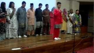 MSU 2012 Orientation : Group 3 (Watimang Landak)