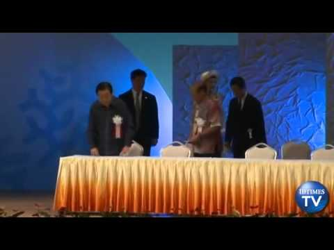 Japan Celebrates the 40th Anniversary of the Return of Okinawa