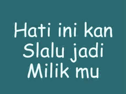 P'U - Hati Ini Milik Mu (Video).wmv