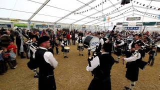 The Luxembourg Pipe Band - O Luaidh & Pippi Langstrumpf