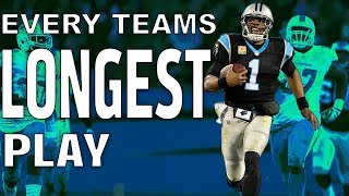Every Team's Longest Play of the 2017 Season! | NFL Highlights thumbnail