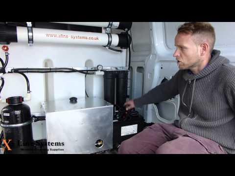 Eberspacher D5w Water Heater Demonstration And Installa