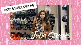 Social Distance Shopping in Germany with Julia Steyns | #HKMStayYou