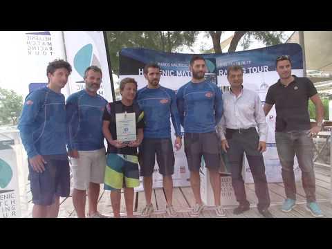 Hellenic Match Racing Tour 2017 - Paros - Day 3