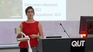 2014 QUT Grand Challenge Lecture - Biofabrication: The Future of Regenerative Medicine? - M Woodruff