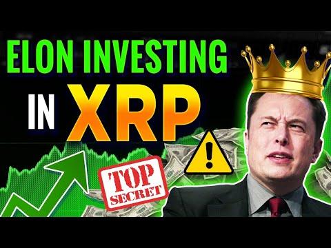 LEAKED! | TOP SECRET Elon Musk Secretly Investing in XRP!