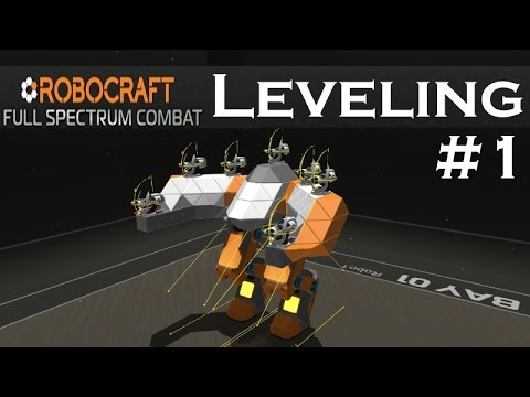 how to make a powerful robocraft
