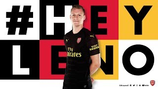 Welcome to Arsenal, Bernd Leno!