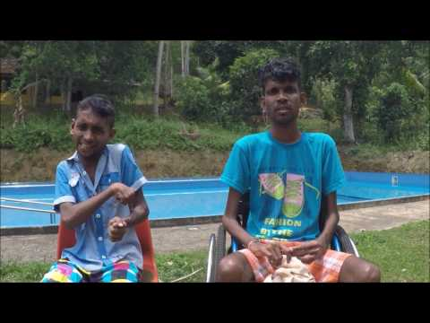 Sri Lanka juni 2017 Minor Sport, Therapy for Empowerment