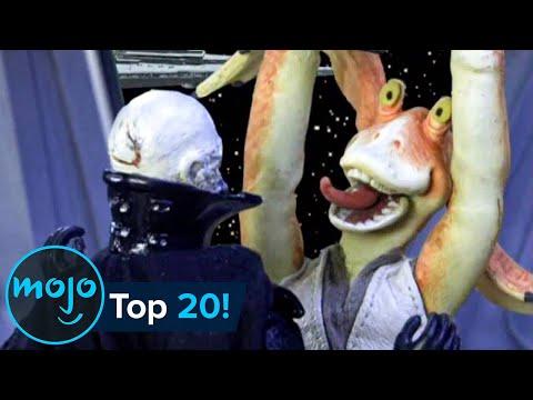Top 20 Times Robot Chicken Made Fun of Star Wars