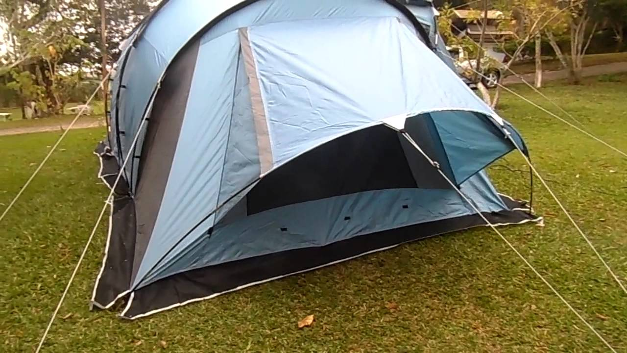 963634240561 Quechua T4.2 Xl Air - YouTube