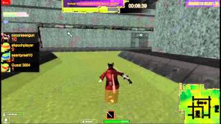 Roblox games: TMNT: Turtle Trouble