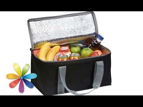 0 - Сумка-холодильник своїми руками: покрокових майстер-класи