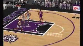 NBA Live 2000 con Andrés Montes[DEP]