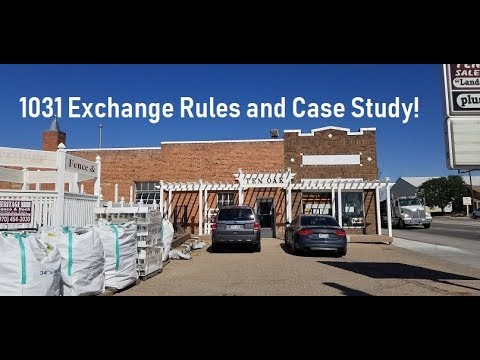 How Does A 1031 Exchange Work? With Case Study!
