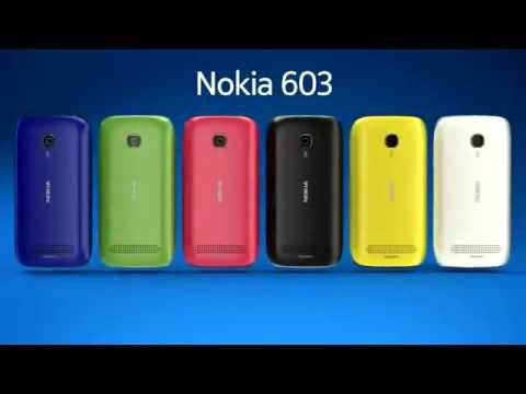 The Nokia® 603 - Commercial