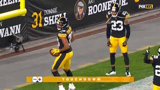 Minkah Fitzpatrick 43 Yard Scoop and Score | Rams vs. Steelers | NFL