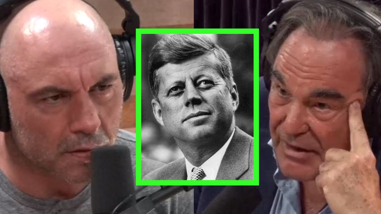 Download Joe Discusses the JFK Assassination with Oliver Stone